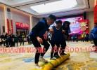 重庆建工集团机关新春游园活动定制的马甲